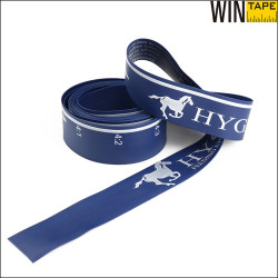 Blue Custom Metric and Hand Horse Weight and Height Measuring Tape