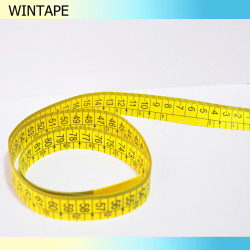 90CM Customized Yellow Millimeter Tape Measure