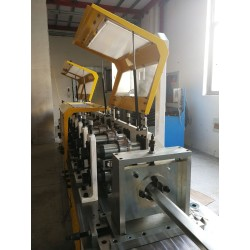 2inch Track Profile Roll Forming Machine