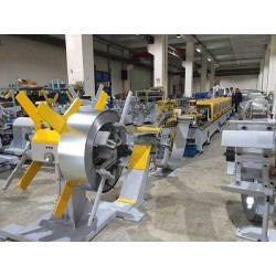 Shelf Profile Roll Forming Machine