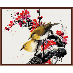20*30cm Factory direct sale new design CE diy oil painting by numbers