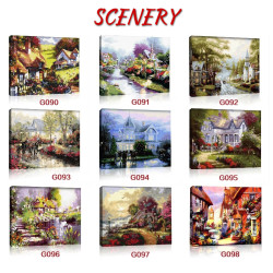 Manufactor paintboy brand DIY hand-painted canvas painting by number