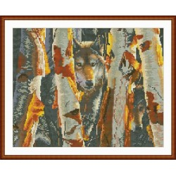 5d new hot sale diy crystal diamond mosaic painting animal picture GZ053