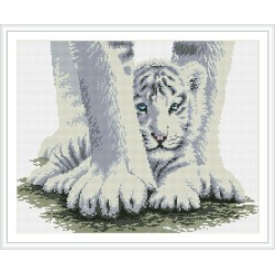 diy diamond painting animal picture art suppliers GZ082