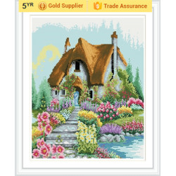 GZ185 landscape russian design paintboy DIY mosaic painting