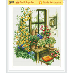 OEM GZ186 paintboy room decor beautiful window DIY diamond painting sets