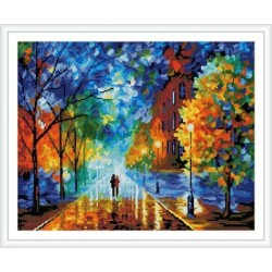 GZ223 arts and crafts abstract full pattern diamond painting for home decor
