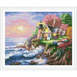GZ241 new design round magic cubic diamond painting for wall decor