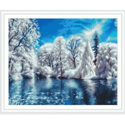 GZ283 landscape diamond embroidery kits for home decor