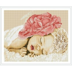 paintboy lovely baby diamond mosaic painting for wholesales GZ337