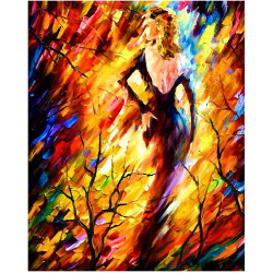 GZ376 abstract diamond painting for wall art decor