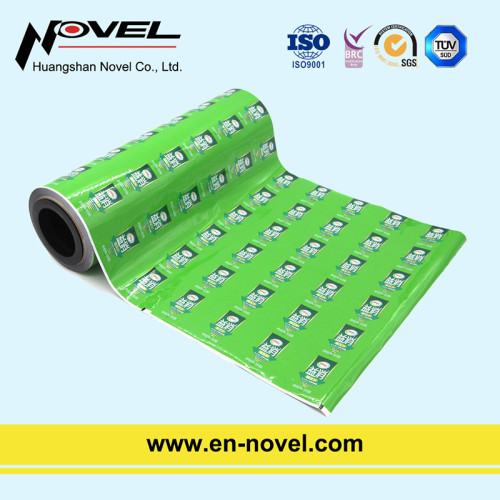 Plasatic Sealing Lid Film for Food Packaging Jelly/Yogurt Lids
