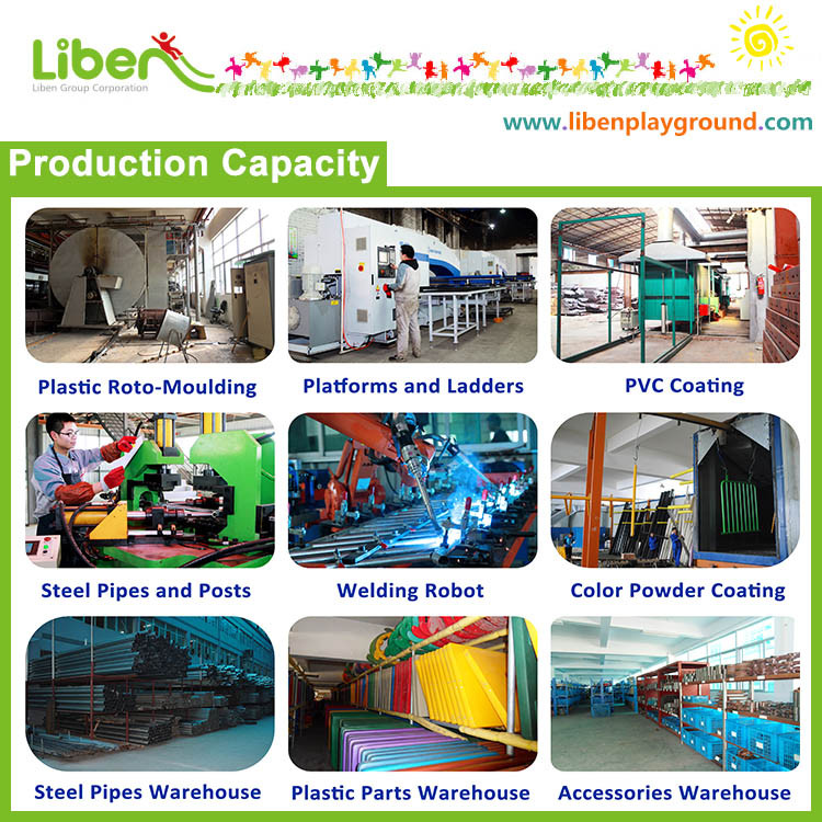outdoor playground production capacity