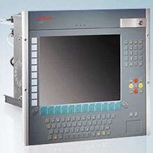 CP33xx membrane keyboard and touch screen panel glass series
