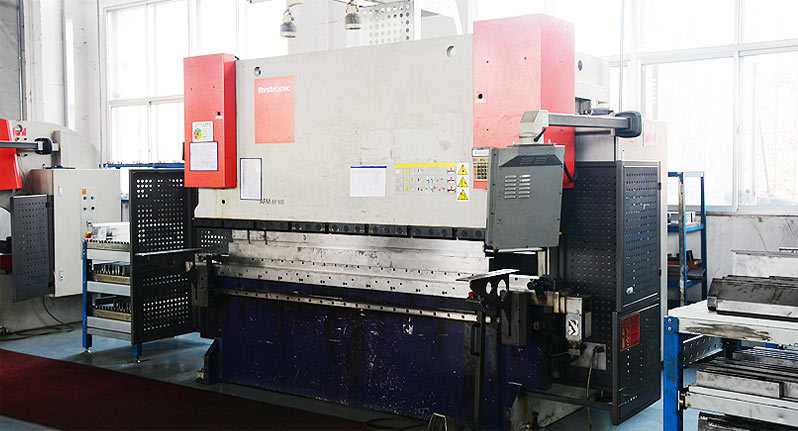Swiss Bystronic XCE150 High speed and high precision bending machine