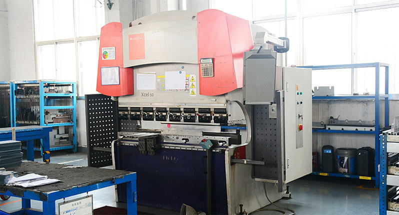 Swiss Bystronic AFMEP100 High speed and high precision bending machine