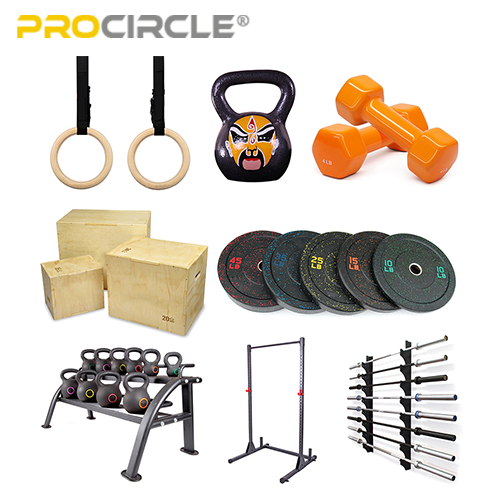 Power Gym One-stop Solution