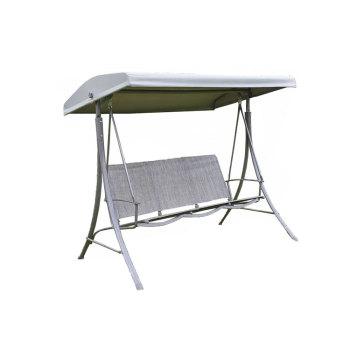 High Quality 3 Seater Steel Leisure Outdoor Garden Bench Seat Swing Chair-Cloudyoutdoor