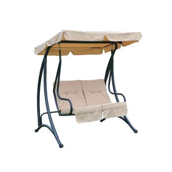 China Wholesale Custom Garden 2 Seater Patio Swings Hanging Chairs Hammock-Cloudyoutdoor