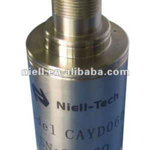 Ultra- niederfrequentenintegrierten elektronischen piezoelektrischer beschleunigungsmesser cayd060v modell