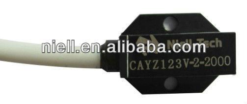 пьезорезистивные акселерометр cayz123v-2-2000