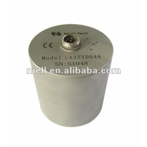 Triaxial Ultra-low Frequency Accelerometer Model CA3ZYD048