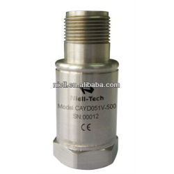 General Purpose, Industrial Standard Accelerometer CAYD051V-500