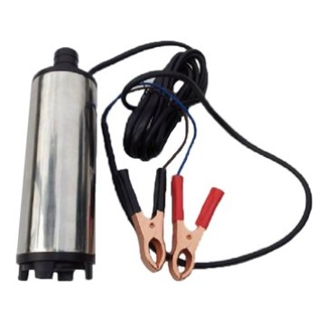 12V 24V DC submersible oil pump