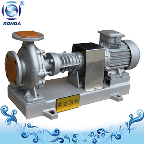 Diesel Engine Hot Oil Pump For High Temperature Up To 370