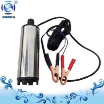 RDZ 12V 24V submersible dc oil pump