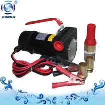 12V 24V DC Battery Oil Pump
