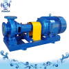 Centrifugal single stage metal lined with rubber chemical pump