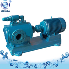 Double jacket three screw pump asphalt pump