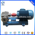 BCB different types rotary gear lubrication oil pump