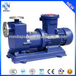 ZCQ self-priming magnetic chemical water pump with explosion proof motor