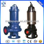JYWQ JPWQ large electric centrifugal submersible sewage pumps price