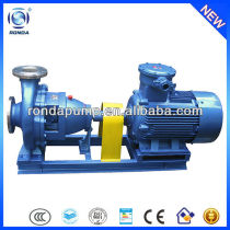 IH stainless steel end suction chemical centrifugal pump