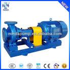 IHF fluorine plastic lined horizontal single stage centrifugal pump
