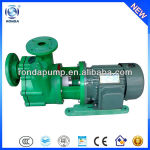 FPZ plastic self-priming acid resistant sump pump