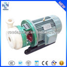 FSB end suction corrosive resisting chemical centrifugal pump