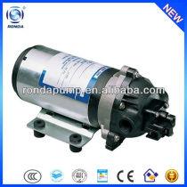12 / 24v dc electric diaphragm plastic water pump