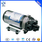 Small plastic diaphragm household use water booster pump