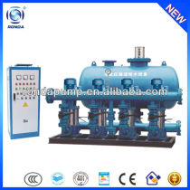 WZG non-negative pressure water supply equipment system