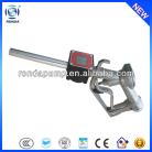 J-80 electronic flow meter oil spray gun