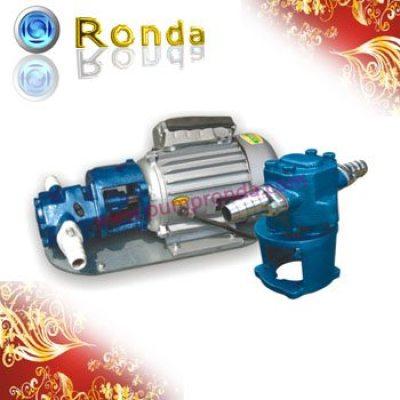 Portable Gear oil pump WCB