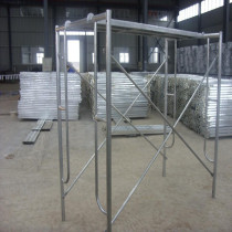 BS1139 scaffold pipe
