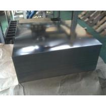 Tinplate used in metal packing
