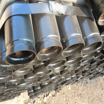 ASTM A795 hot-rolled grooved pipe