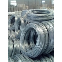 High quality low carbon galvanized steel wire factory in China