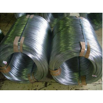 China factory supply Hot dipped galvanized steel wire